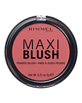 Rimmel Maxi Blush - Wild Card
