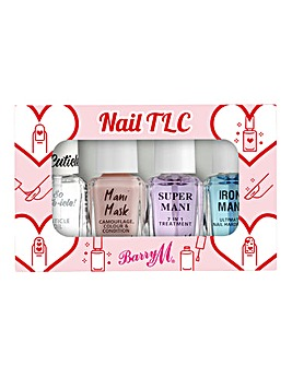 Barry M Nail TLC Gift Set
