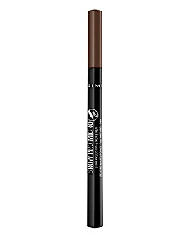 Rimmel Brow Pro Micro 24HR Precision-Stroke Pen 03 Soft Brown
