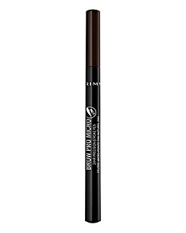 Rimmel Brow Pro Micro 24HR Precision-Stroke Pen 04 Dark Brown