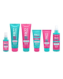 Creightons Frizz No More Hair Care Set