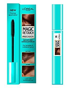 L'Oreal Paris Hair Dye Magic Retouch Instant Precision Brush Brown 8ml