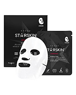 STARSKIN Leading Man Hydrating Bio-Cellulose Second Skin Face Mask