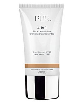 Pur 4 in 1 Tinted Moisturiser Broad Spectrum SPF Foundation - MN3 Buff