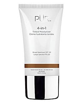Pur 4 in 1 Tinted Moisturiser Broad Spectrum SPF Foundation - DG6 Dark Almond