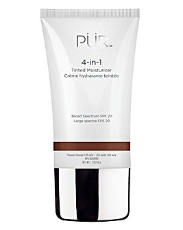 Pur 4 in 1 Tinted Moisturiser Broad Spectrum SPF Foundation - DPP4 Coffee