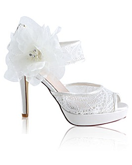 Perfect Zoey Platform Sandal