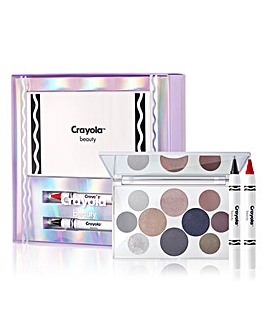 Crayola Perfect Night Out Eye and Lip Gift Set