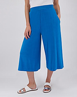 Stretch Jersey Culottes