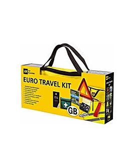 The AA European Travel Kit