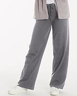 Cotton Rich Wide Loose Fit Pant 31 Inch