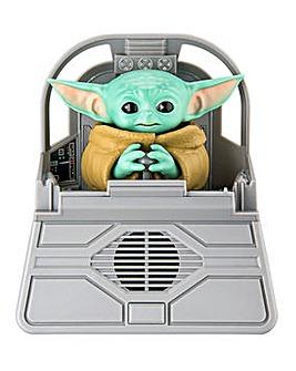 Mandalorian Animated Baby Yoda Speakers