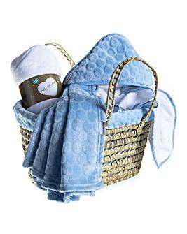 Clair De Lune Babies 1st Moses Gift Set - Marshmallow