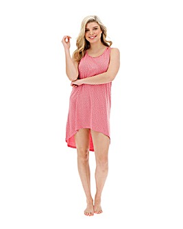 Pretty Secrets Dipped Back Nightie