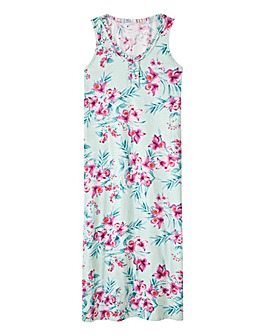 Pretty Secrets Maxi Chemise 48in