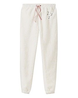 AX Paris Fleece Pyjama Pants