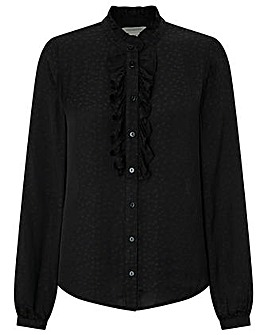 Monsoon Lilly Frill Blouse