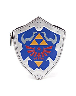 Zelda Breath of the Wild Shield Purse