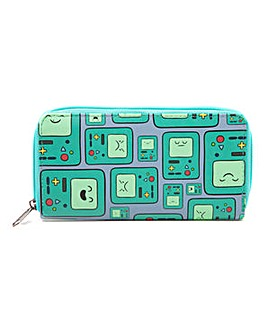 Beemo BMO All-Over Pattern Purse