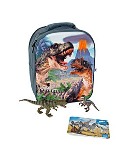Animal Planet Dinosaur Playset Backpack