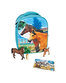 Animal Planet Horse Playset Backpack