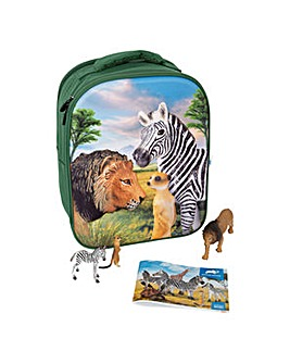 Animal Planet Wildlife Playset Backpack