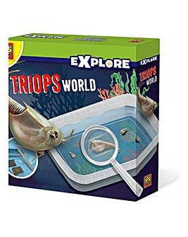 Children's Triops World Experiment Kit