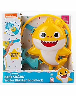 Baby Shark Water Blaster Backpack