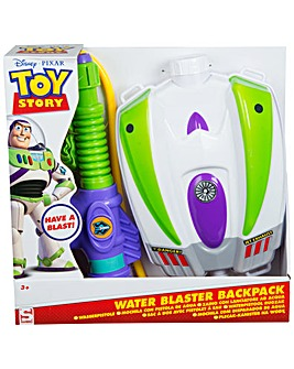 Toy Story Buzz Water Blaster Backpack