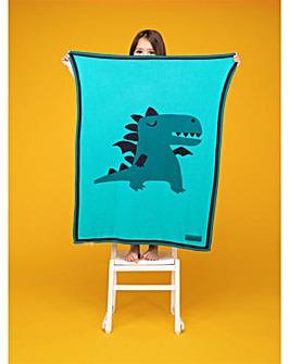 Cosatto Cotton Blanket Dragon Kingdom