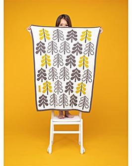 Cosatto Cotton Blanket Fika Forest