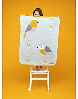 Cosatto Sherpa Fleece Blanket Bureau