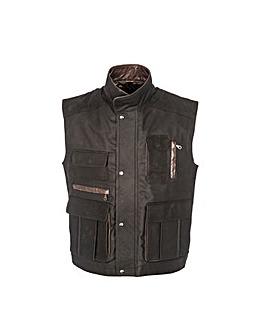 Woodland Leather Gilet
