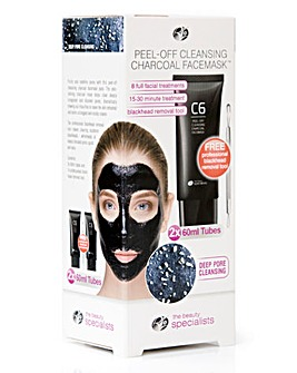 Rio Charcoal Face Mask Set