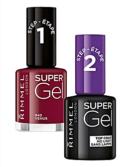 Super Gel Polish Duo - Venus