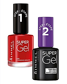 Super Gel Polish Duo - Flamenco Beach