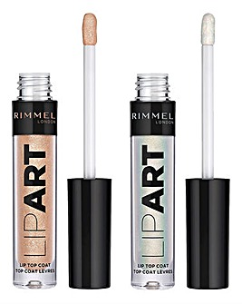 Rimmel Lip Art Duo & Free Gift