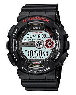 G-Shock Gents Black Digital Watch