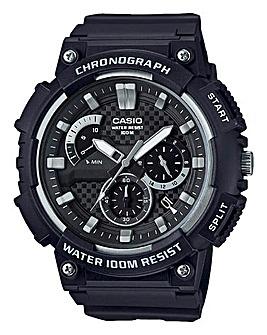 Casio Gents Neo Black Watch