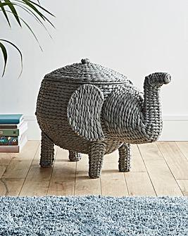 Elephant 3D Storage Basket