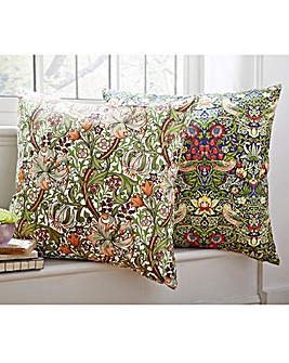 2 Pack William Morris Print Cushions