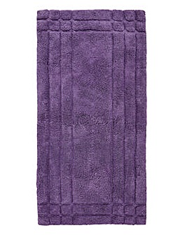 Luxury Cotton Bathmats - Mulberry