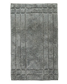 Luxury Cotton Bathmats - Slate