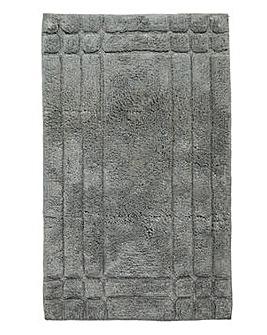 Luxury Cotton Bathmats - Slate