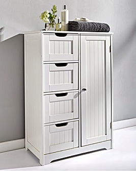 New England Storage Cabinet