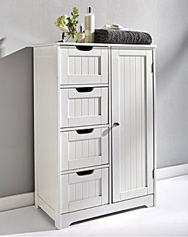 New England Storage Cabinet