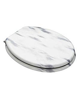 Marble Toilet Seat