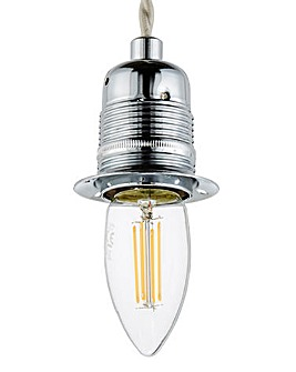 Candle Filament Bulb