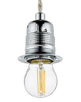 Golfball Filament Bulb