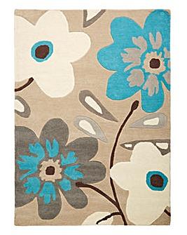 Flowerpop Wool Rug